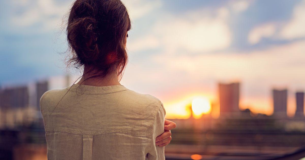Fühlt wenn sich jemand einsam Fühlt sich
