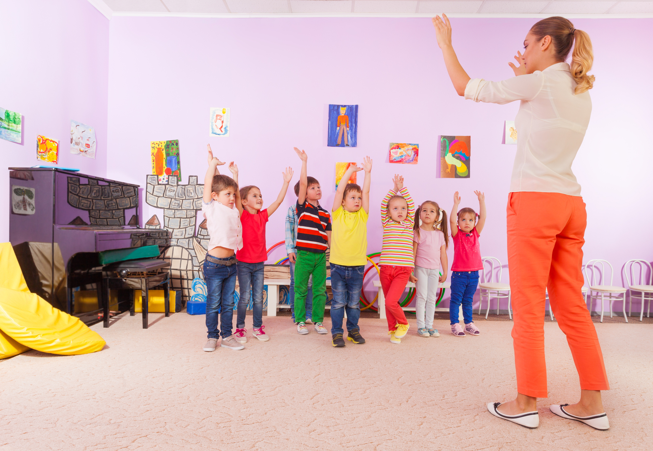 Bewegung Für Kinder   Interview Mit Prof. Dr. Renate Zimmer   Kinderwelt