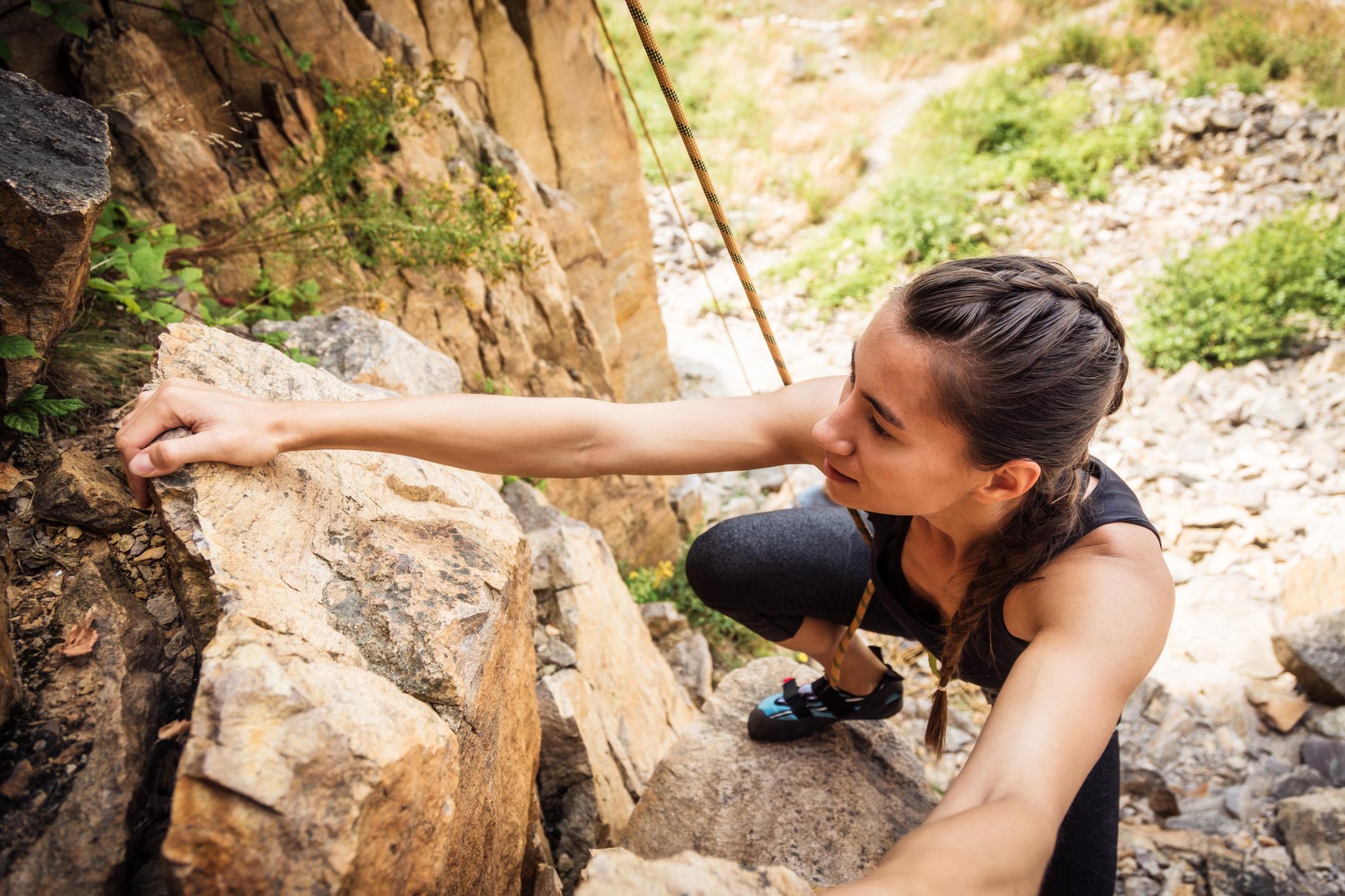 Klettergurt Für Anfänger : Hoch hinaus: klettern für anfänger bkk mobil oil