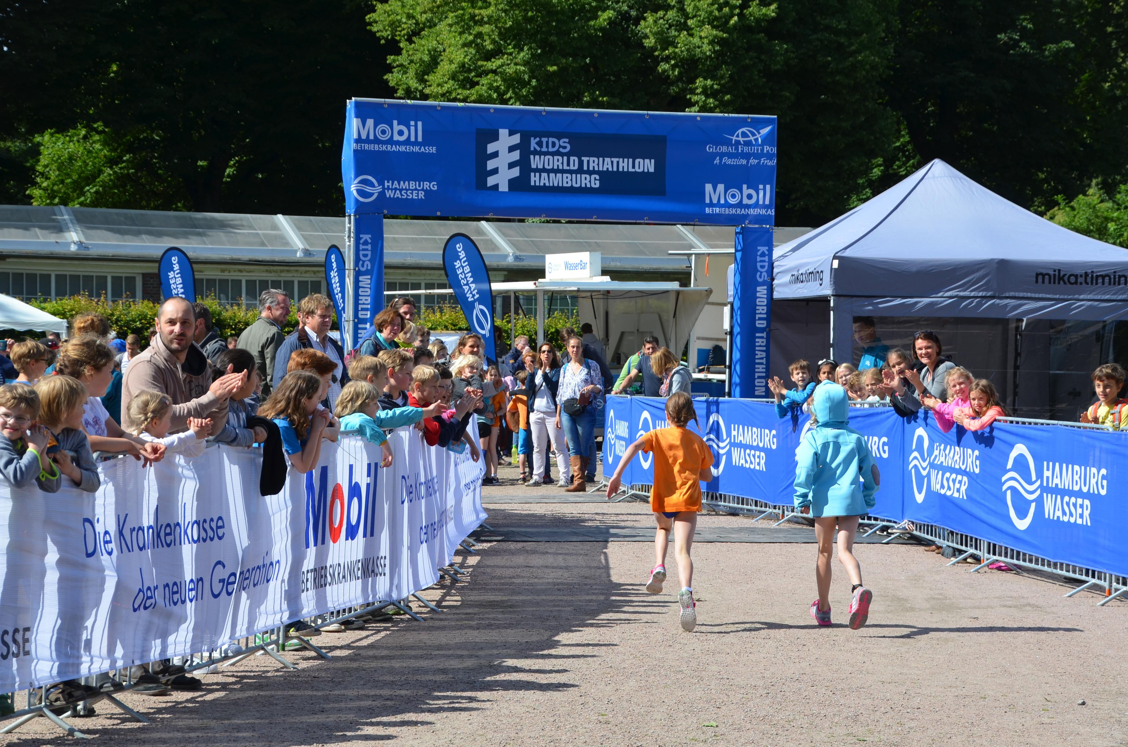 Kids World Triathlon Hamburg Bkk Mobil Oil